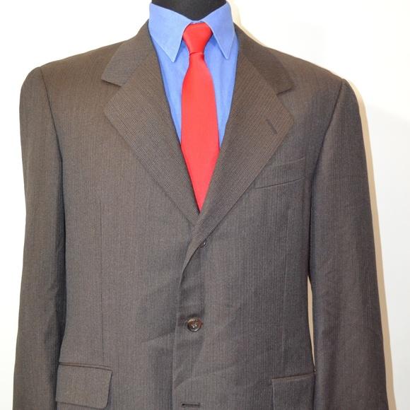 Hickey Freeman Other - Hickey Freeman 42R Sport Coat Blazer Suit Jacket B